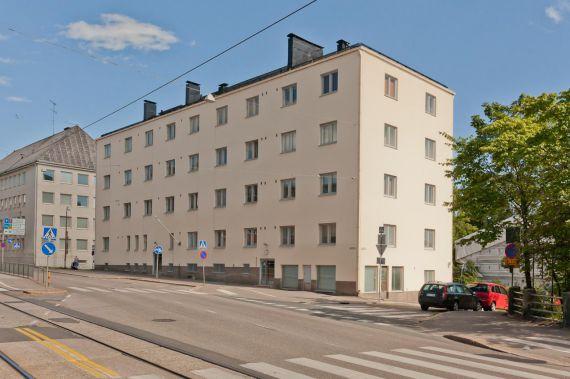 Квартира в Хельсинки, Финляндия, 29.5 м2 - фото 1