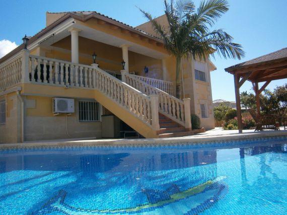 Вилла в испании аликанте аренда