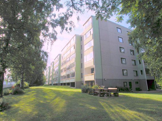 Квартира в Лахти, Финляндия, 49.5 м2 - фото 1