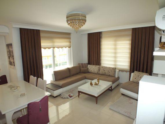 Квартира в Аланье, Турция, 66 м2 - фото 1