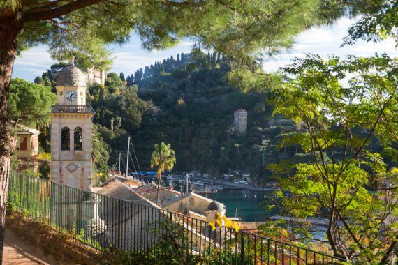 Вилла в Портофино, Италия, 520 м2 - фото 1
