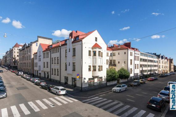 Квартира в Хельсинки, Финляндия, 44 м2 - фото 1
