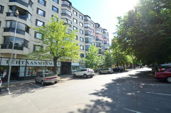 Квартира в Лахти, Финляндия, 33 м2 - фото 1