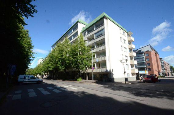 Квартира в Лахти, Финляндия, 44.5 м2 - фото 1