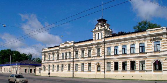 Офис в Риге, Латвия, 3696 м2 - фото 1