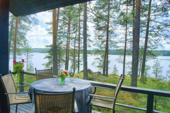 Коттедж в Савонлинне, Финляндия, 95 м2 - фото 1