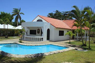 Дом в Кабарете, Доминиканская Республика, 140 м2 - фото 1