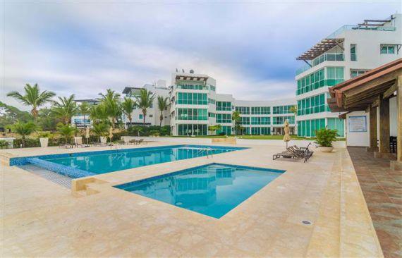 Апартаменты в Сосуа, Доминиканская Республика, 112 м2 - фото 1