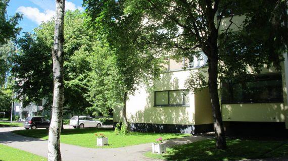 Квартира в Хельсинки, Финляндия, 34.8 м2 - фото 1