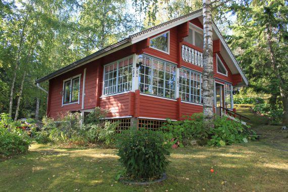 Коттедж в Руоколахти, Финляндия, 4650 м2 - фото 1