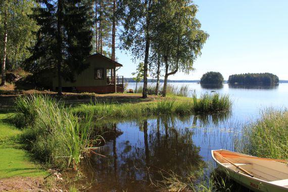 Коттедж в Руоколахти, Финляндия, 33 м2 - фото 1
