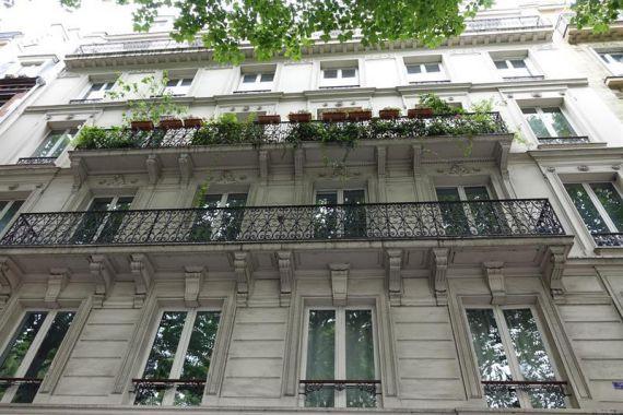 Апартаменты в Париже, Франция, 86 м2 - фото 1