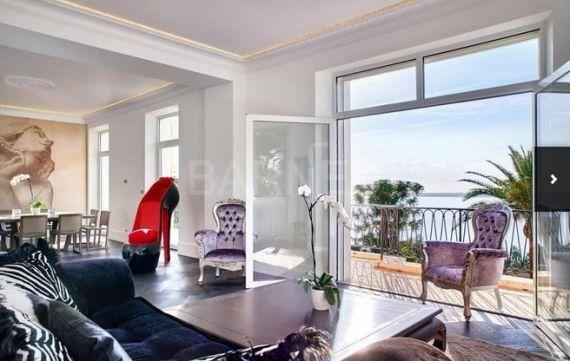 Квартира в Каннах, Франция, 160 м2 - фото 1