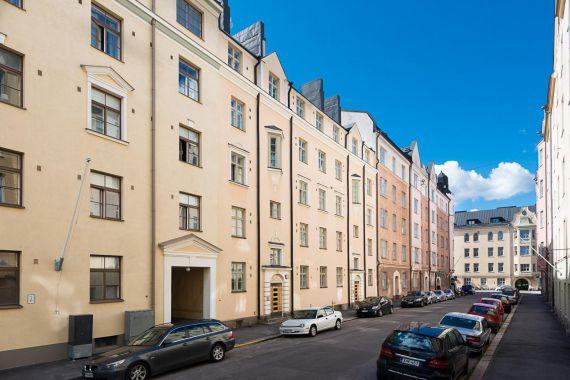 Квартира в Хельсинки, Финляндия, 50 м2 - фото 1