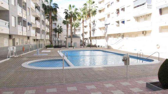Квартира на Коста-Бланка, Испания, 58 м2 - фото 1