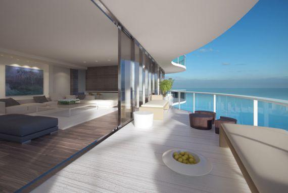 Апартаменты в Майами, США, 100 м2 - фото 1