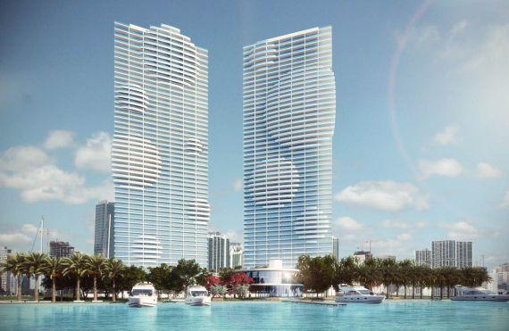 Апартаменты в Майами, США, 1 м2 - фото 1