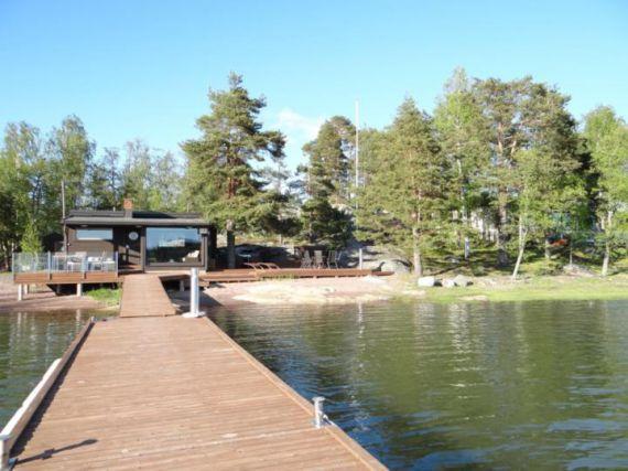 Коттедж в Наантали, Финляндия, 300 м2 - фото 1