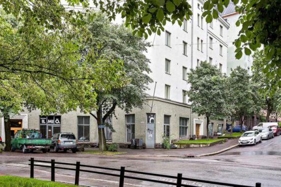 Квартира в Хельсинки, Финляндия, 44.4 м2 - фото 1