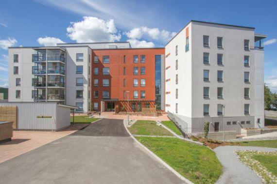 Квартира в Тампере, Финляндия, 35 м2 - фото 1