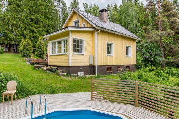 Коттедж в Вантаа, Финляндия, 209 м2 - фото 1