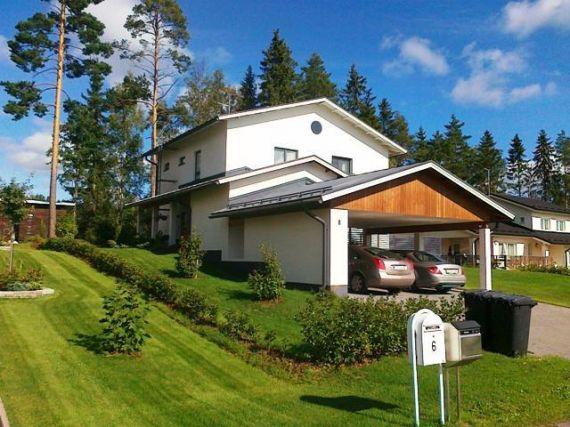 Коттедж в Лахти, Финляндия, 226 м2 - фото 1