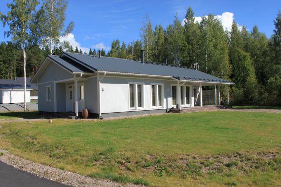 Дом в Иматре, Финляндия, 1035 м2 - фото 1