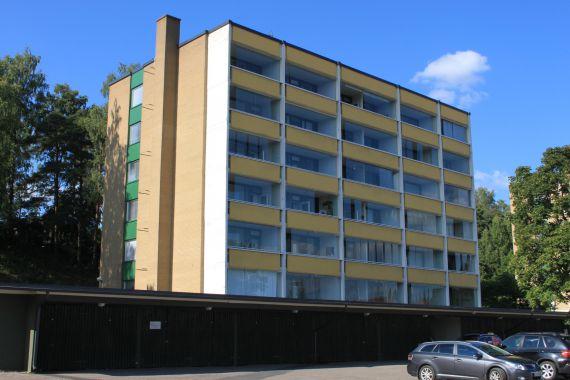 Квартира в Иматре, Финляндия, 53 м2 - фото 1