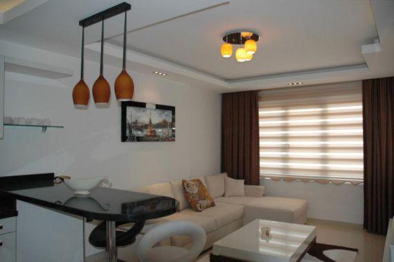 Апартаменты в Аланье, Турция, 66.3 м2 - фото 1