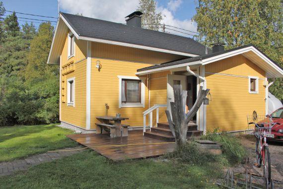 Дом в Раутъярви, Финляндия, 1500 м2 - фото 1