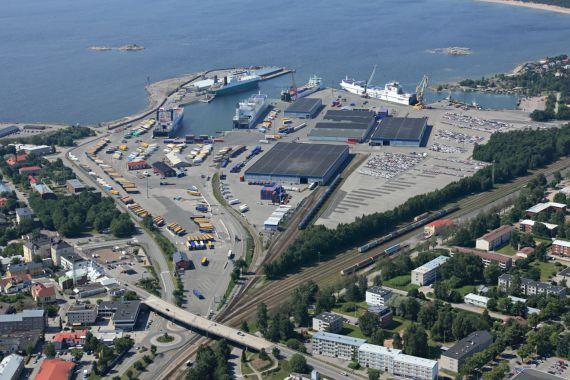 Коммерческая недвижимость в Ханко, Финляндия, 3350 м2 - фото 1