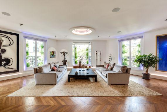 Апартаменты в Париже, Франция, 204 м2 - фото 1