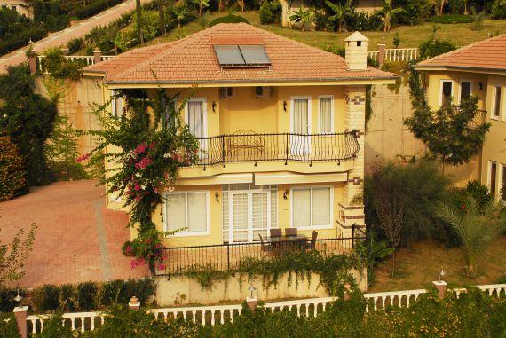 Вилла в Аланье, Турция, 196 м2 - фото 1
