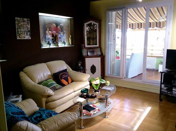 Апартаменты в Ницце, Франция, 68 м2 - фото 2