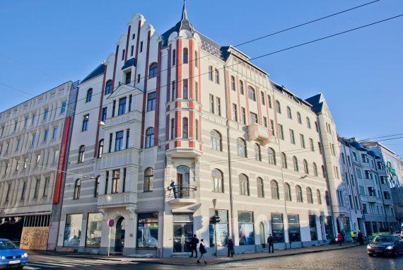 Квартира в Риге, Латвия, 126.83 м2 - фото 1