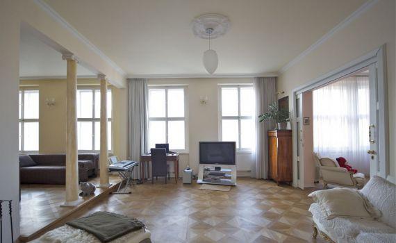 Апартаменты в Праге, Чехия, 134 м2 - фото 1
