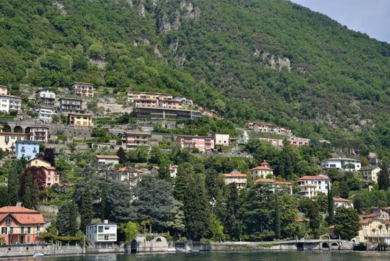 Апартаменты у озера Комо, Италия, 55 м2 - фото 1