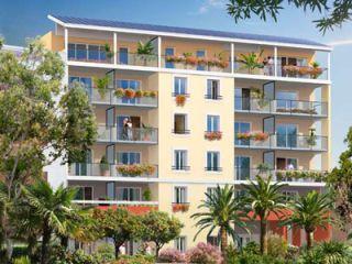 Апартаменты в Антибе, Франция, 38 м2 - фото 1