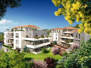 Апартаменты в Каннах, Франция, 45 м2 - фото 1