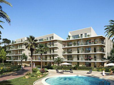 Апартаменты в Каннах, Франция, 25 м2 - фото 1