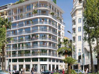 Апартаменты в Каннах, Франция, 69 м2 - фото 1