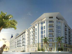 Апартаменты в Каннах, Франция, 40 м2 - фото 1