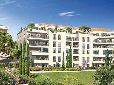 Апартаменты в Грасе, Франция, 37 м2 - фото 1