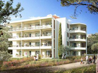 Апартаменты в Ницце, Франция, 39 м2 - фото 1