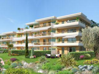 Апартаменты в Ницце, Франция, 47 м2 - фото 1