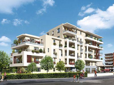 Апартаменты в Ницце, Франция, 34 м2 - фото 1