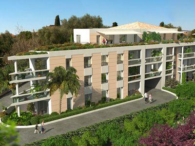 Апартаменты в Кань-Сюр-Мере, Франция, 30 м2 - фото 1