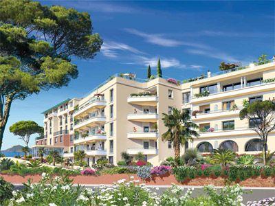 Апартаменты во Фрежюсе, Франция, 48 м2 - фото 1