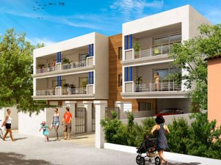 Апартаменты в Сен-Тропе, Франция, 43 м2 - фото 1