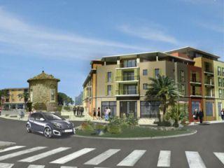 Апартаменты во Фрежюсе, Франция, 33 м2 - фото 1